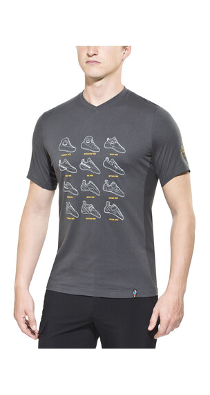 La Sportiva Heritage T-Shirt Men grey